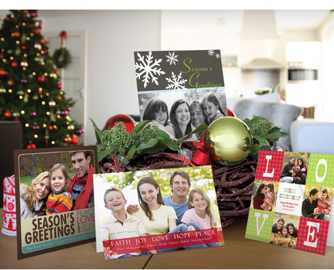 holiday cards - Simply To Impress Christmas Cards