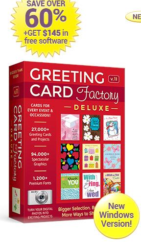 Hallmark card studio 2017 save over 35 get 200 in free software thousands of custom card designs m4hsunfo