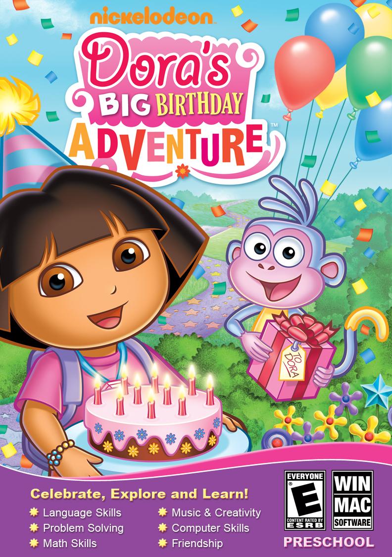 Dora's Big Birthday Adventure