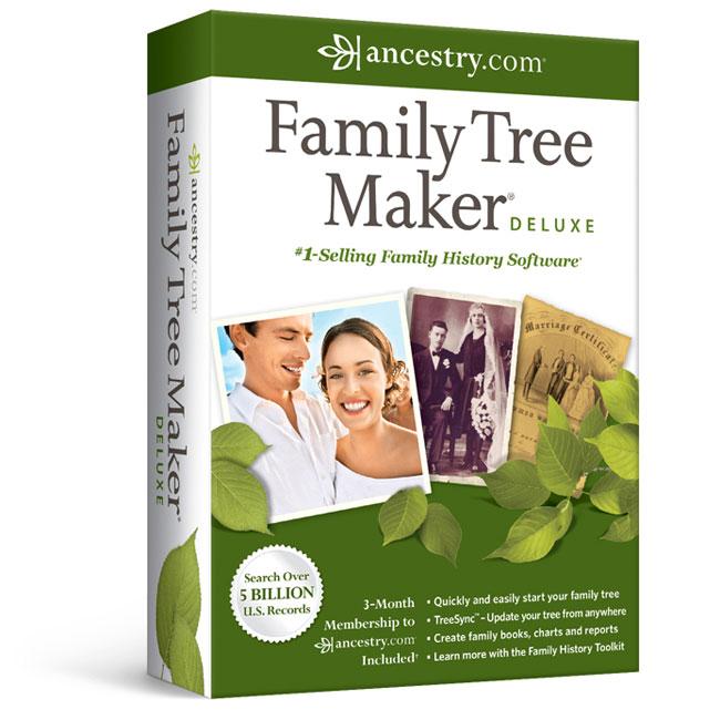 family tree maker free online