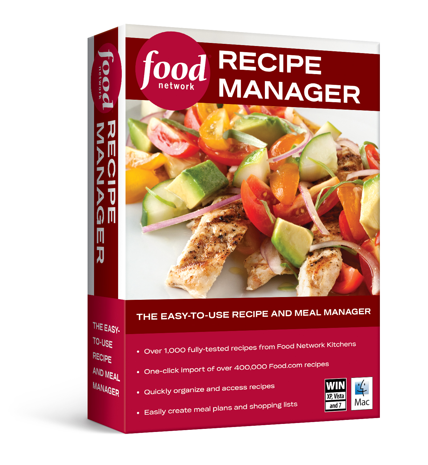Food network recipe manager mac files download now forumfinder Gallery