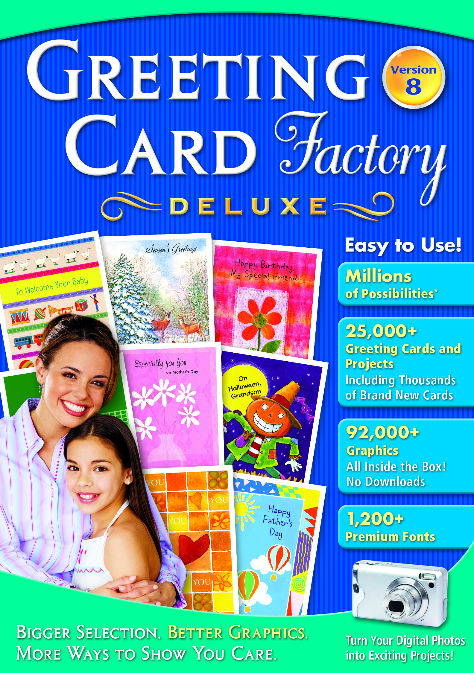 Greeting Card Factory Deluxe 80