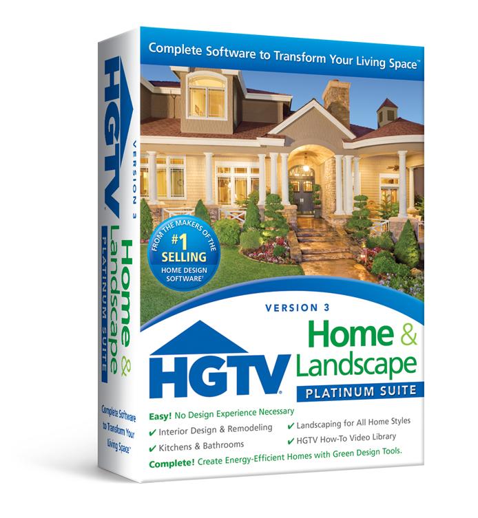 HGTV Home & Landscape Platinum Suite 3.0