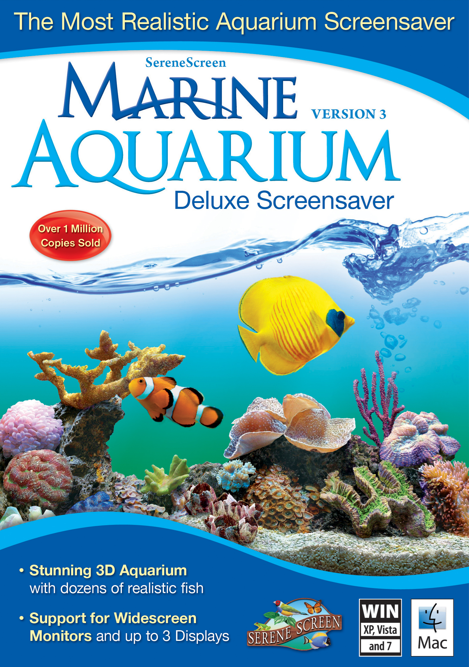 MarineAquariumLite - Digital Aquarium for your Desktop