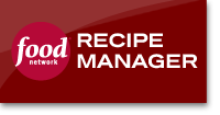 Food Network™ Recipe Manager