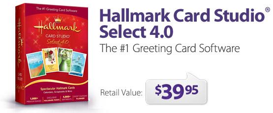 Hallmark Card Studio Select 4 0
