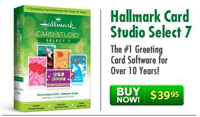 Hallmark Card Studio Select 7 The 1 Greeting Card
